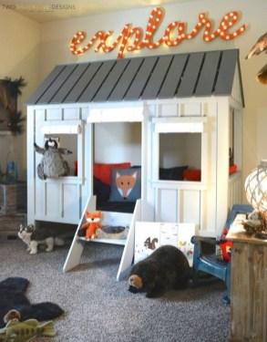 Splendid Diy Playroom Kids Decorating Ideas42