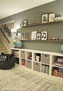 Splendid Diy Playroom Kids Decorating Ideas46