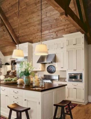 Stylish Farmhouse Kitchen Cabinet Design Ideas08