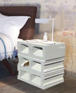 Unique Diy Cinder Block Furniture Decor Ideas04