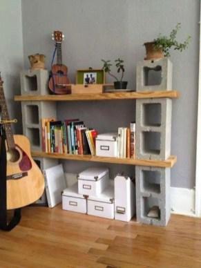 Unique Diy Cinder Block Furniture Decor Ideas09