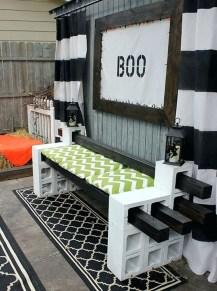 Unique Diy Cinder Block Furniture Decor Ideas12