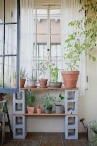 Unique Diy Cinder Block Furniture Decor Ideas21