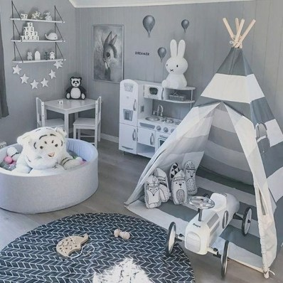 Amazingly Gorgeous Kids Room Design Ideas You Need To See09