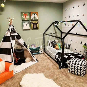 Amazingly Gorgeous Kids Room Design Ideas You Need To See25