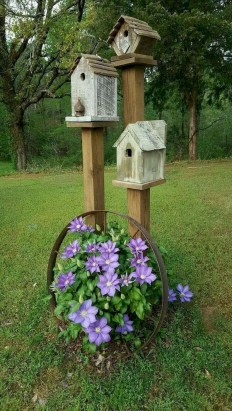 Astonishing Backyard Landscaping Ideas With Flower To Try06