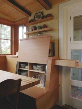 Astonishing Tiny House Design Ideas With Fabulous Storage06
