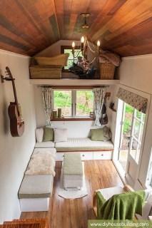 Astonishing Tiny House Design Ideas With Fabulous Storage12
