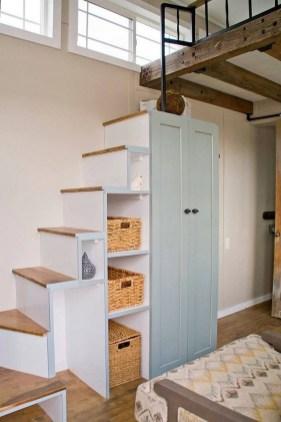Astonishing Tiny House Design Ideas With Fabulous Storage16