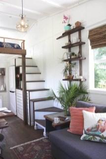 Astonishing Tiny House Design Ideas With Fabulous Storage23
