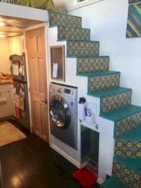 Astonishing Tiny House Design Ideas With Fabulous Storage25