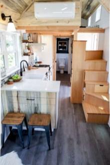Astonishing Tiny House Design Ideas With Fabulous Storage32