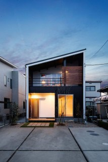 Awesome Small Contemporary House Designs Ideas To Try14