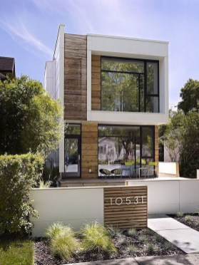 Awesome Small Contemporary House Designs Ideas To Try15