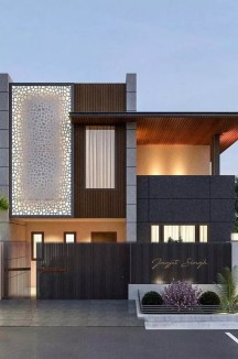 Awesome Small Contemporary House Designs Ideas To Try19