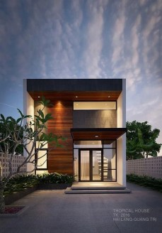 Awesome Small Contemporary House Designs Ideas To Try22