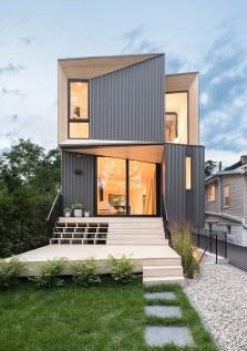 Awesome Small Contemporary House Designs Ideas To Try32