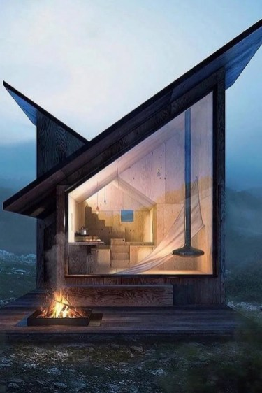 Awesome Small Contemporary House Designs Ideas To Try35