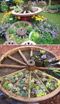 Creative Gardening Design Ideas On A Budget To Try02