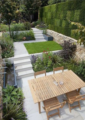 Creative Gardening Design Ideas On A Budget To Try25