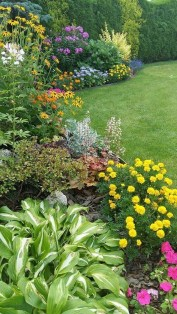 Creative Gardening Design Ideas On A Budget To Try37