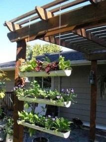 Fantastic Outdoor Vertical Garden Ideas For Small Space12