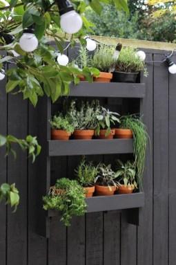 Fantastic Outdoor Vertical Garden Ideas For Small Space16