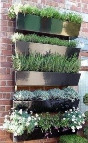Fantastic Outdoor Vertical Garden Ideas For Small Space19
