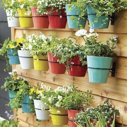 Fantastic Outdoor Vertical Garden Ideas For Small Space31