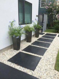 Fascinating Side Yard And Backyard Gravel Garden Design Ideas That Looks Cool01