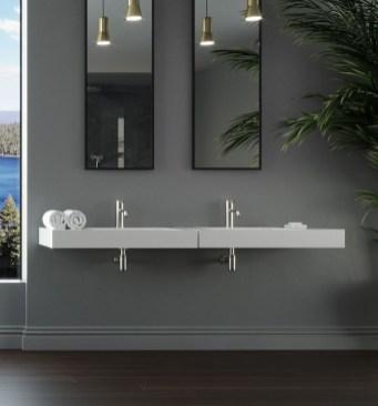 Four Practical Bathroom Designs33