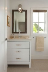 Functionally Decorated Contemporary Powder Rooms01