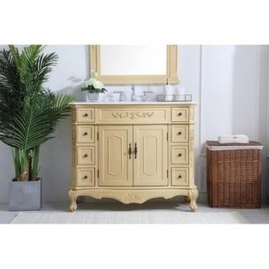 Functionally Decorated Contemporary Powder Rooms27