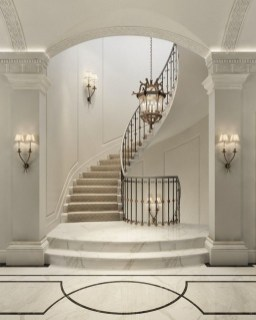 Incredible Staircase Designs For Your Home15