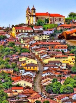 Incredibly Colorful Cities You Wont Believe That Are Real01