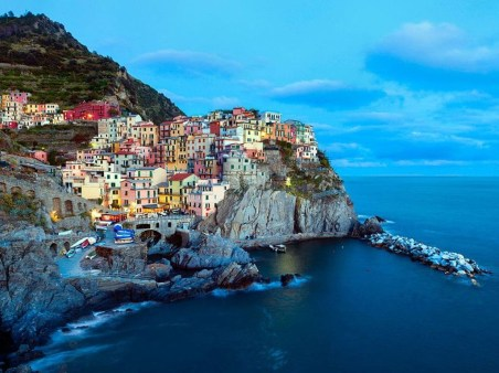 Incredibly Colorful Cities You Wont Believe That Are Real19