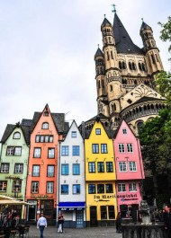 Incredibly Colorful Cities You Wont Believe That Are Real24