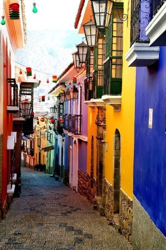 Incredibly Colorful Cities You Wont Believe That Are Real31