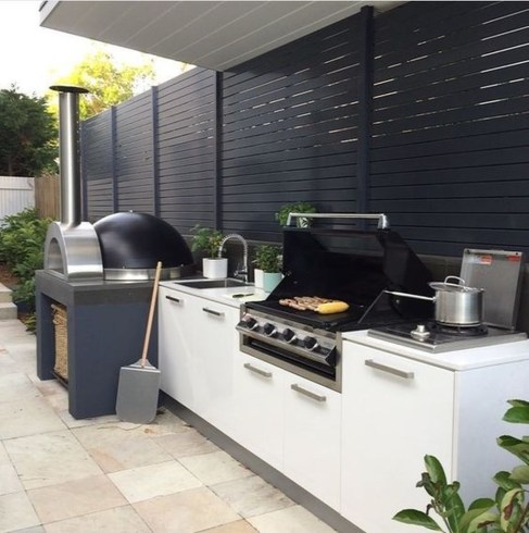 Inexpensive Renovation Tips Ideas For Outdoor Kitchen02