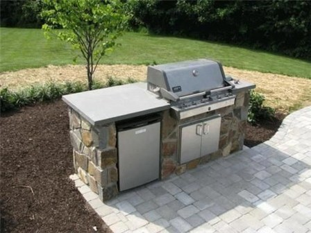 Inexpensive Renovation Tips Ideas For Outdoor Kitchen24