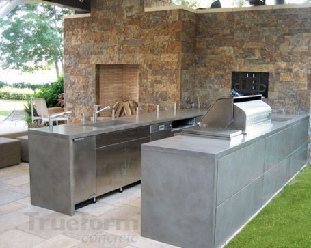 Inexpensive Renovation Tips Ideas For Outdoor Kitchen40