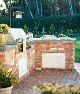 Inexpensive Renovation Tips Ideas For Outdoor Kitchen41