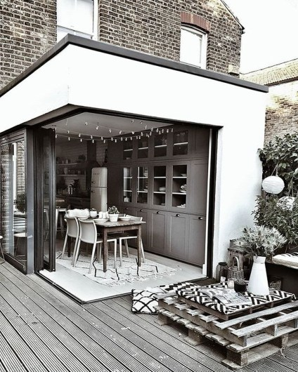 Inexpensive Renovation Tips Ideas For Outdoor Kitchen44