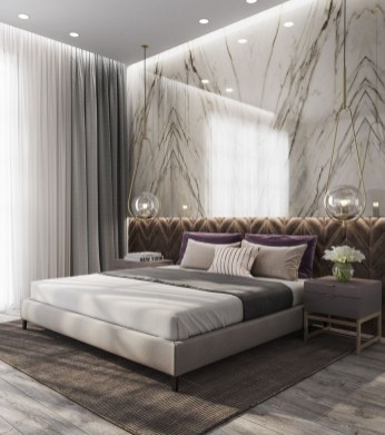 Latest Wall Bedroom Design Ideas That Unique18