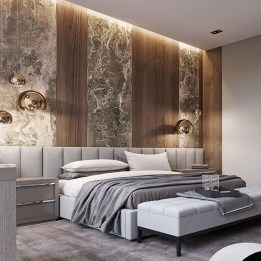 Latest Wall Bedroom Design Ideas That Unique32