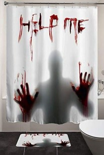 Modern Halloween Decorating Ideas For Your Bathroom21