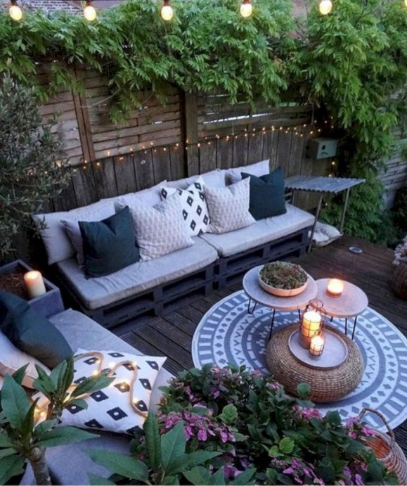 Outstanding Garden Design Ideas With Best Style To Try41