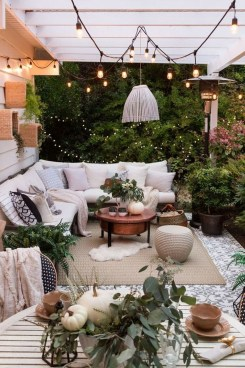 Outstanding Patio Yard Furniture Ideas For Fall To Try44