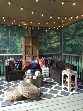 Outstanding Patio Yard Furniture Ideas For Fall To Try45