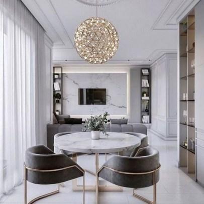 Simple But Elegant Dining Room Ideas06